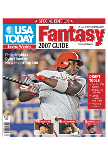 2007 Fantasy Baseball Guide Special Edition
